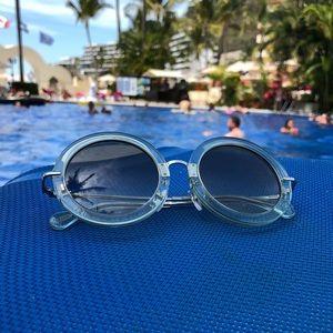 Cute round sunglasses